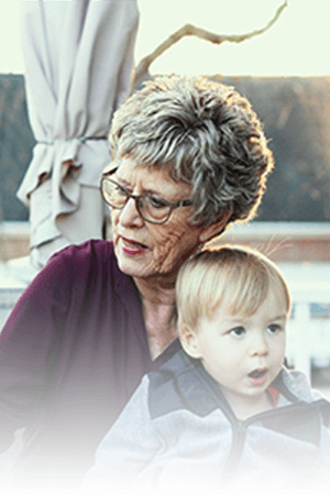 grandma faded